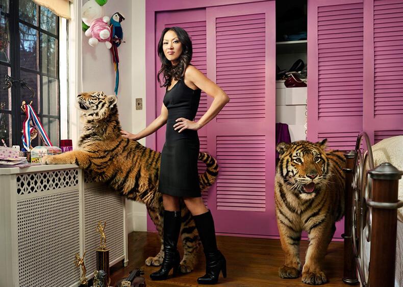 Секреты воспитания от Эми Чуа
