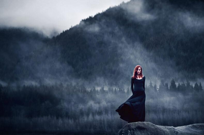 признаки, которые выдают одинокую женщину