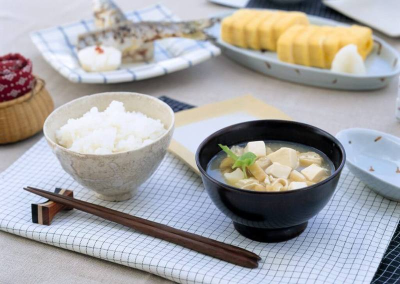 Японский завтрак: Правило трёх третей