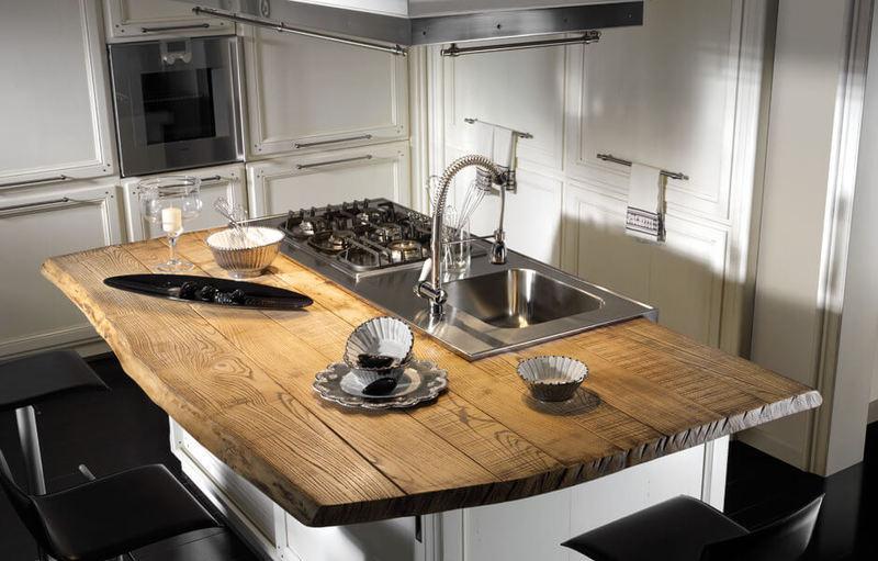 Как сделать столешницу для кухни своими руками
