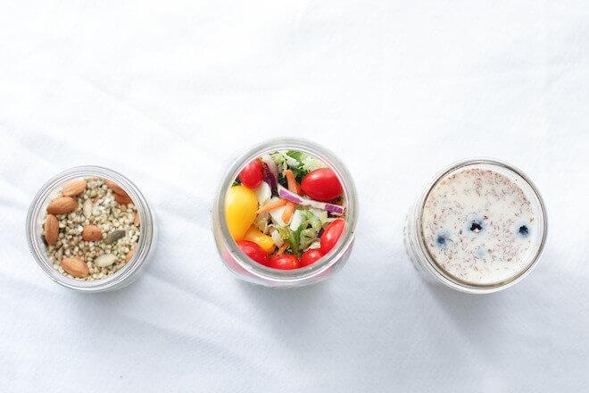 идеи для завтрака, обеда и перекуса