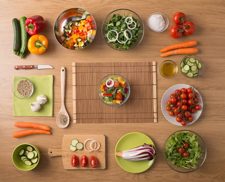 варианты правильного питания на неделю