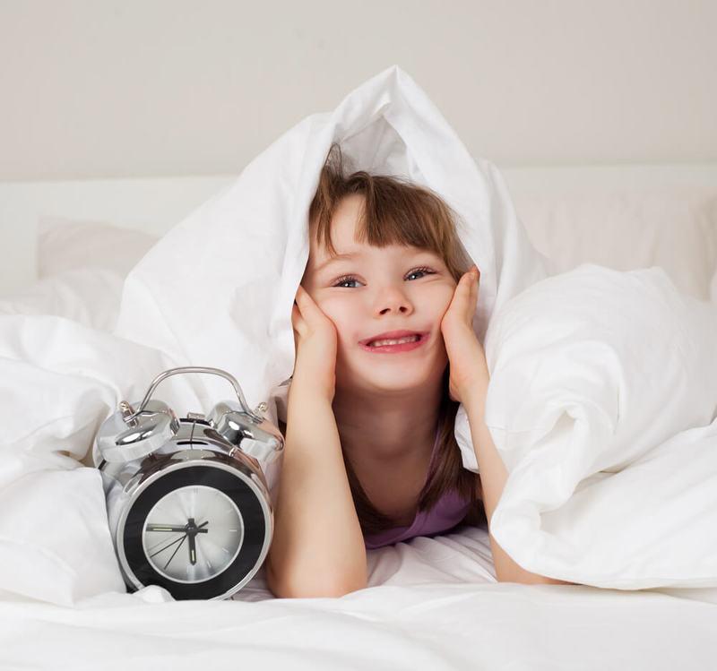 Один способ ускорить сборы детей по утрам