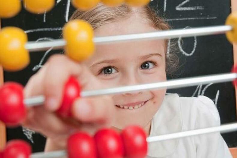 Как научить ребёнка считать в уме