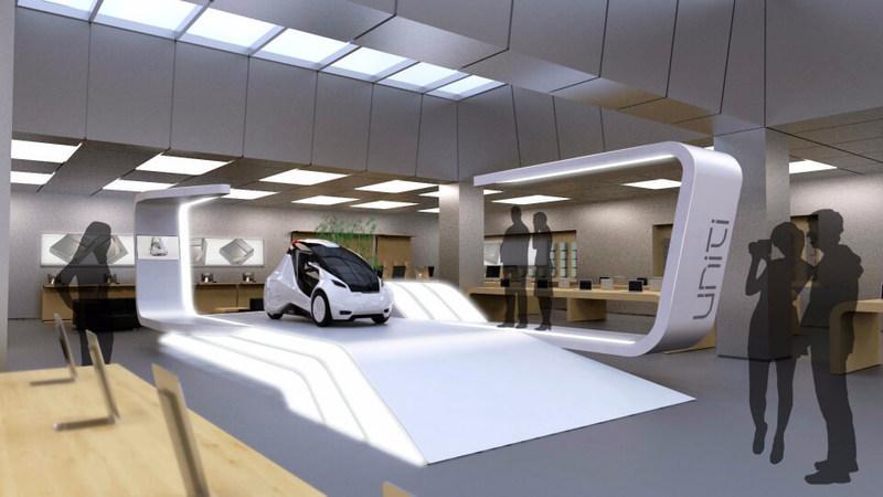 Шведы собрали более миллиона евро натрехколесный электрокар - Пульс - Motor