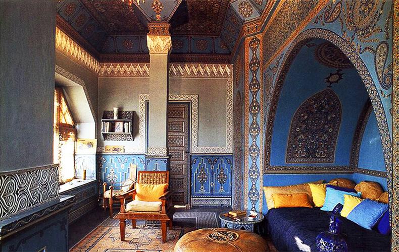 нашем сайте дома в марокканском стиле фото детский