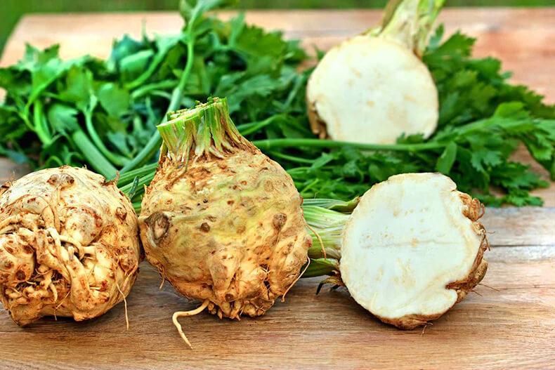 Пюре из сельдерея — полезная альтернатива картофелю