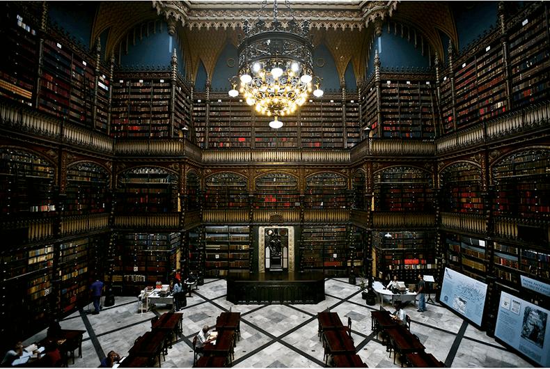 Почему наше будущее зависит от библиотек, чтения и фантазии