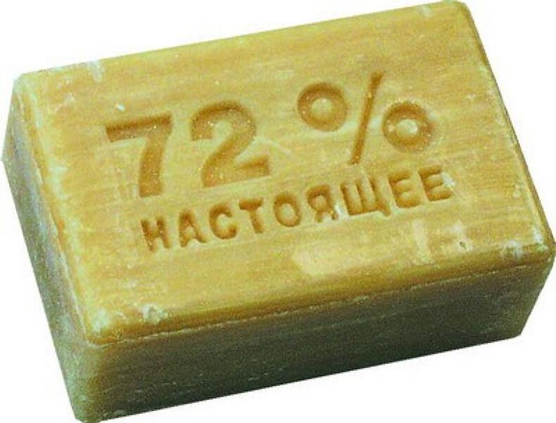 хозяйственное мыло - Народные секреты