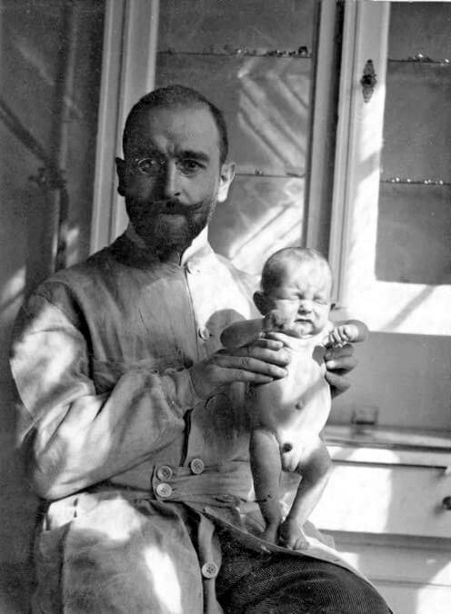 Эрнст Моро: суп, спасающий детей