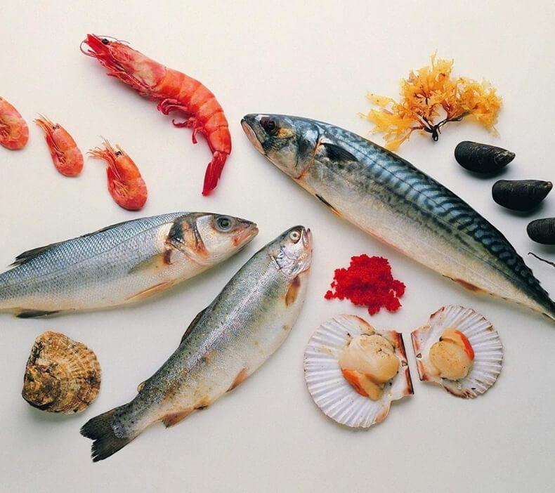 паразиты от сырой рыбы