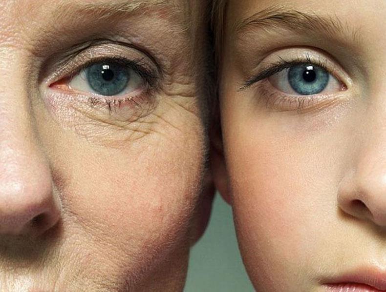 гормоны юности, гормоны старения