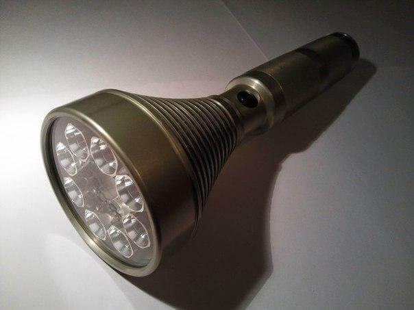 Светодиоды в фонарь