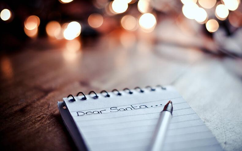 обещания Новогодние