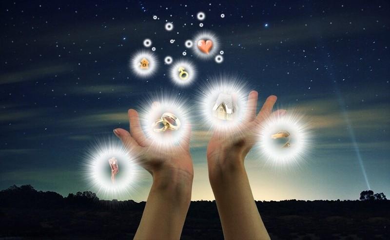 Закон Притяжения в мире мысли: Как аукнется, так и откликнется» — да еще и со всех сторон!