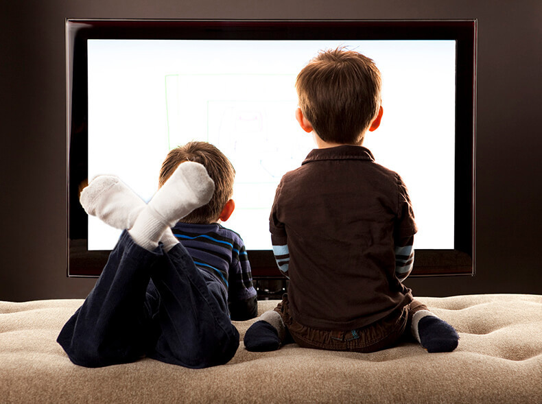 tv and the children Television violence and its impact on children by john p murray, phd the problem few homes in the united states are without at least one television set, giving almost all american.