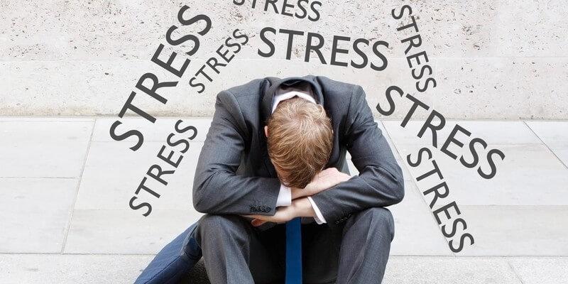 Этот стресс