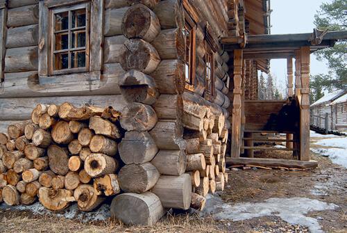 Русская изба: ковчег среди лесов