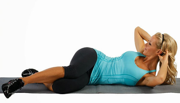 Упражнения для боков и талии — тренируем косые мышцы