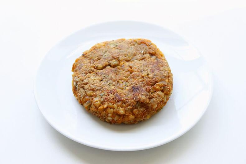 рецепт котлет из гречки с рисом