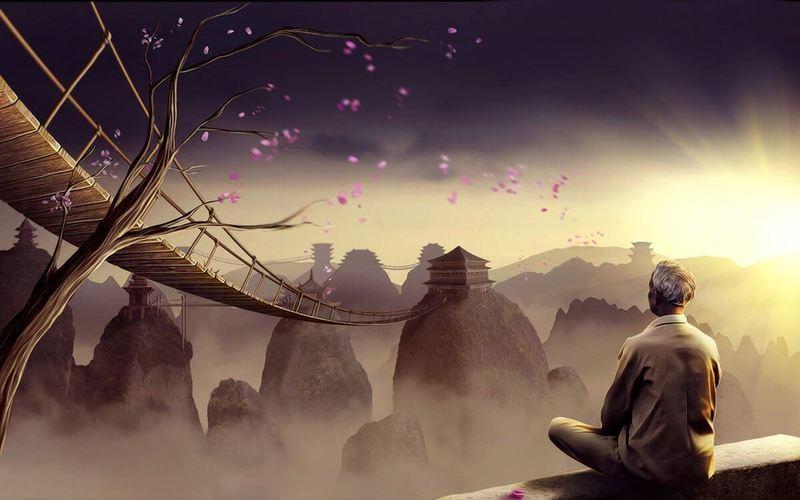 Правила жизни философа-даосиста Хань Сян-цзы.