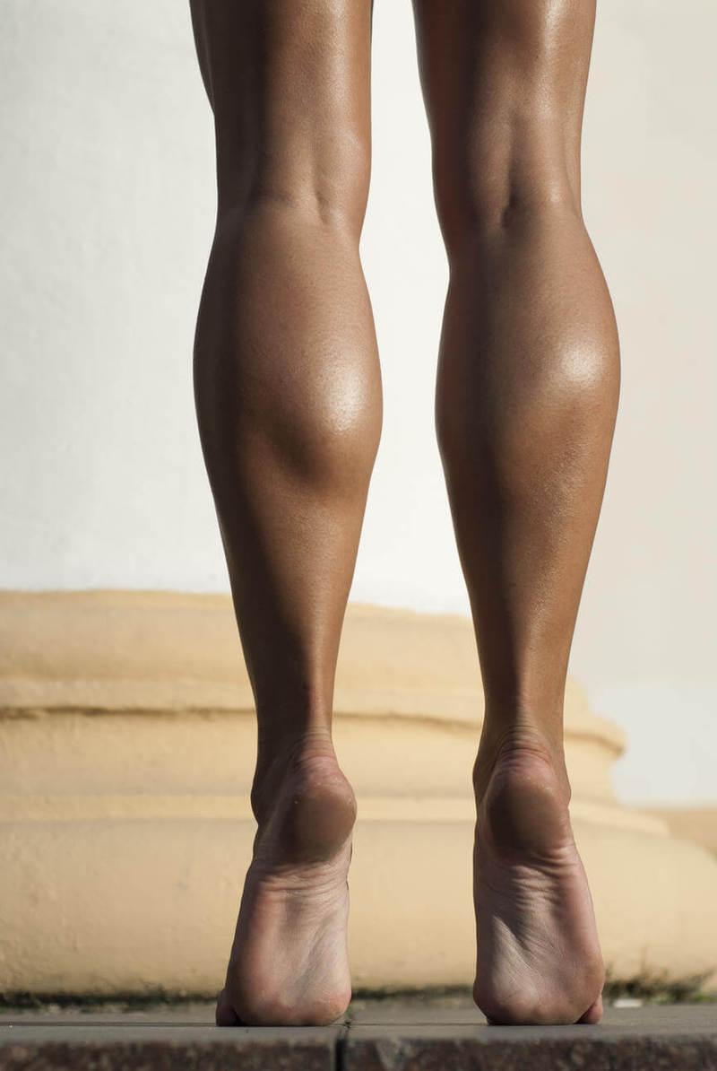 Комплекс упражнений для похудения бедер и ног