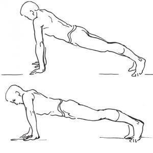 Делай 10 упражнений академика Амосова и всегда будешь здоров!