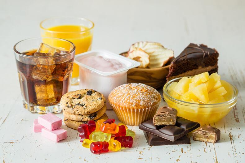 Возможно, именно фруктоза мешает тебе похудеть