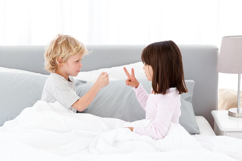 Двое в драке, не считая родителей: Подходы к решению детских конфликтов