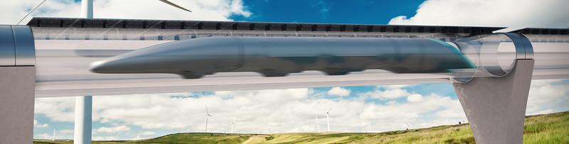 Испытательный полигон Hyperloop HTT откроют во Франции