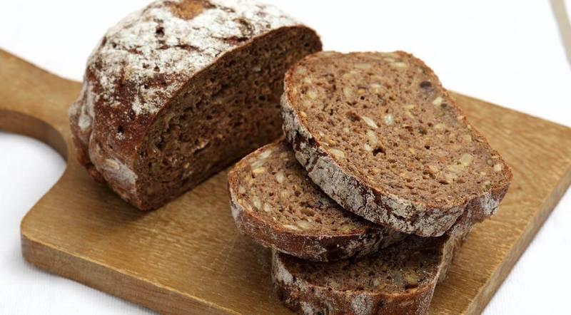 Хлеб по-деревенски (без дрожжей) рецепт с фото пошаговый 55