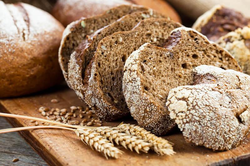 Как сделать хлеб в формах