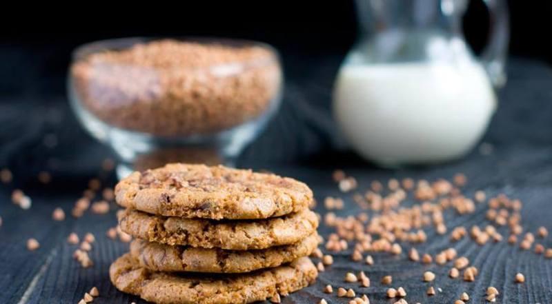 Гречневая мука и вкусное гречневое печенье