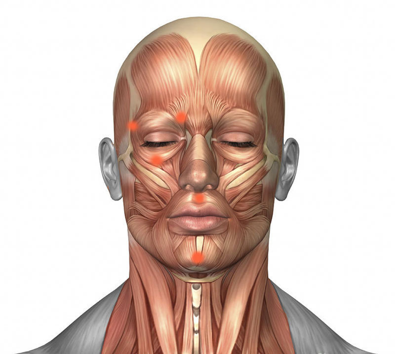 5-шаговый метод простукивания