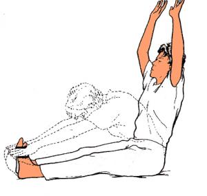 Растягивание меридианов: 6 упражнений для оздоровления всего организма