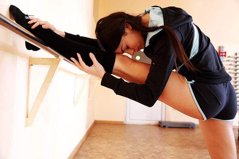 Упражнения балерин для быстрого похудения