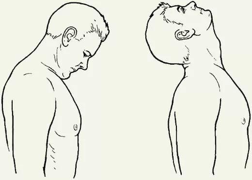 Фантастическое упражнение для восстановления баланса в области шеи