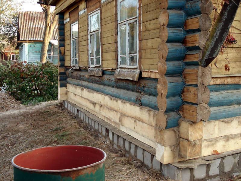 реконструкция деревянного дома фото до и после двухкомнатную квартиру