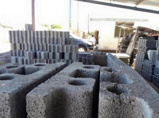 Новинка в строительстве: кирпичи - пазлы