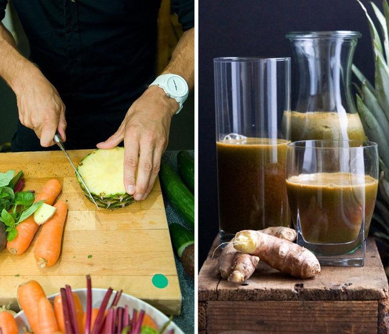 3 целебных напитка при артрите, проблемах с кожей и пищеварением