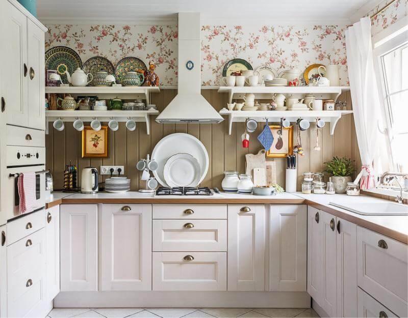 Создать уют на кухне своими руками 68