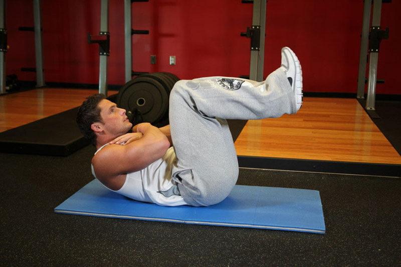 Упражнения при простатите - Простатит