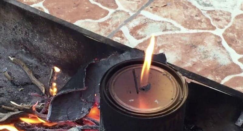 Как сделать древесной уголь