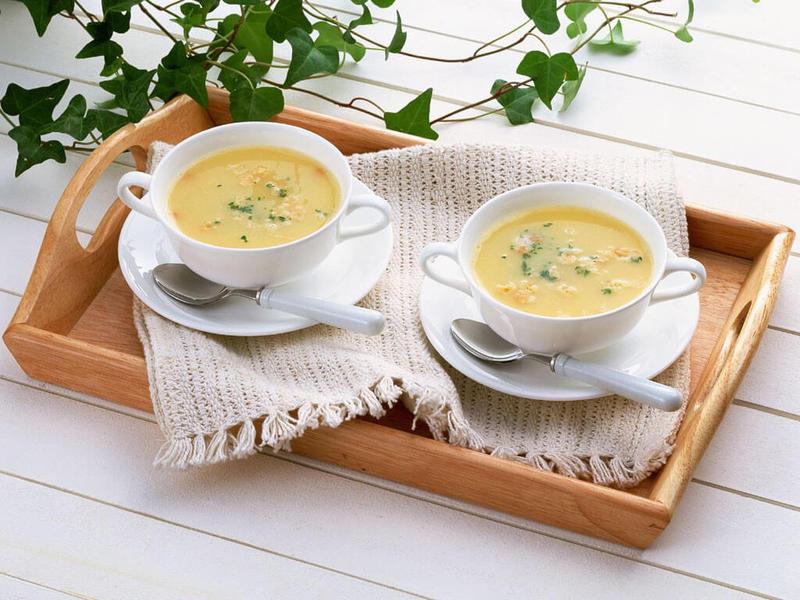 Индийский суп дал: 2 полезных рецепта