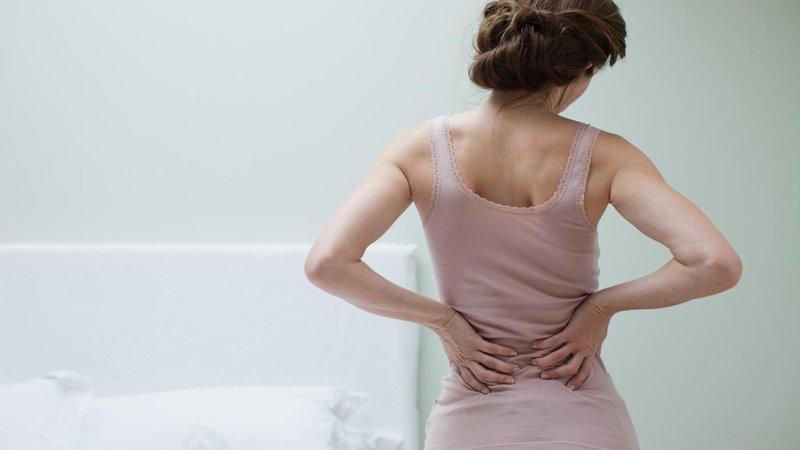 Болит спина чуть ниже почек