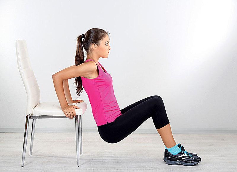 6 упражнений, которые помогут убрать бока