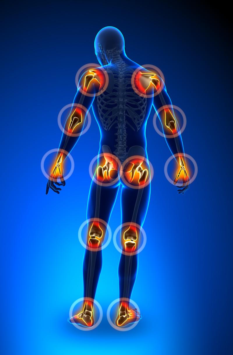 Как избавиться от боли в суставах народными методами - Народная медицина