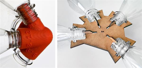 Программа TrussFab позволяет строить что угодно из пластиковых бутылок