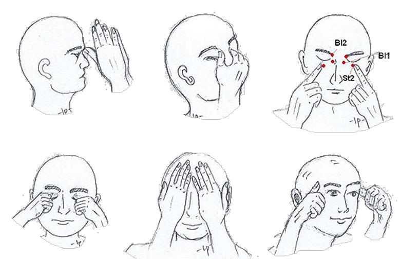 «Сухое Умывание»: Омолаживающие упражнения для лица