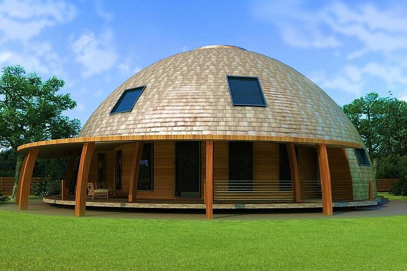 Как построить купольную самонесущую ресипрокальную ирландскую 87